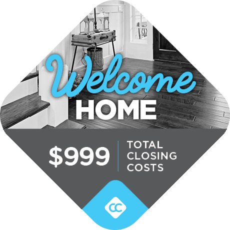 Refi Your Home | $999 Closing Costs